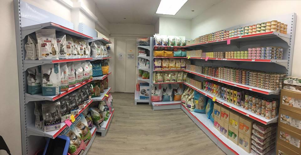 pet food supplies