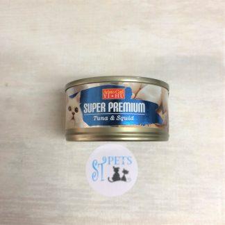 ARISTO-CATS SUPER PREMIUM Tuna & Squid